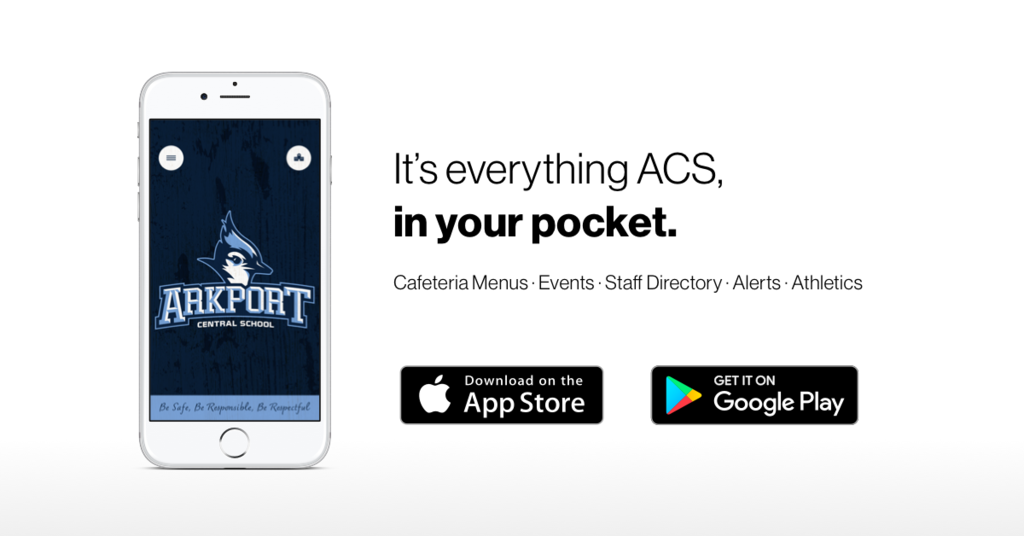 ACS app: everything in your pocket